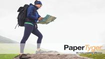 Application Shot - Maps paper