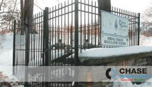 Central Hudson Gas & Electric Corp – Kingston regulator station