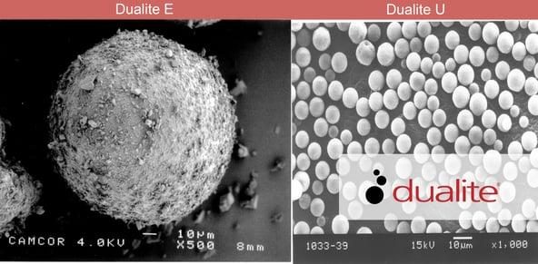 Dualite Microspheres