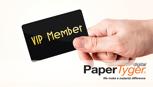 Membership card LN