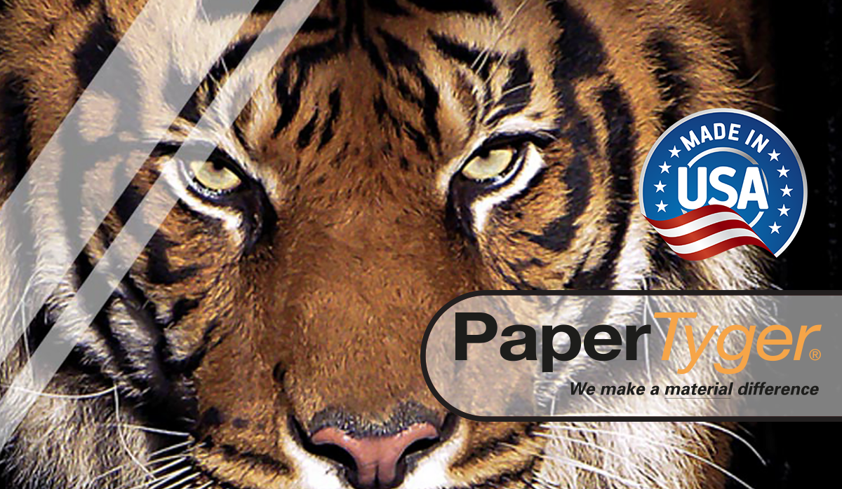 PaperTyger Made in the USA