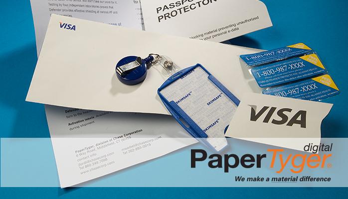 RFID credit card protector LM