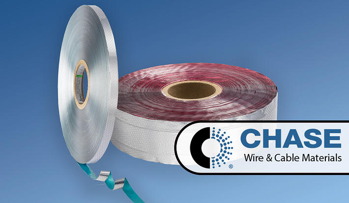 Tape rolls for cable applications