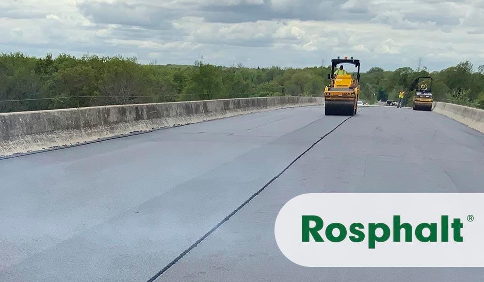 placement of asphalt concrete overlay