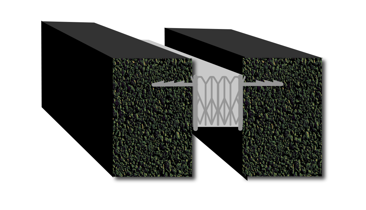 winged expansion joints