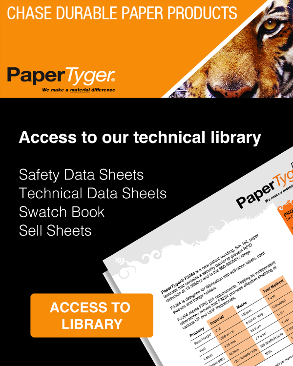 Access to PaperTyger Library