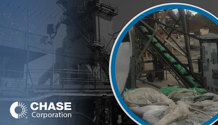 Batch Asphalt Production Plant