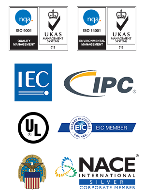 Chase Corporation Membership and Certifications