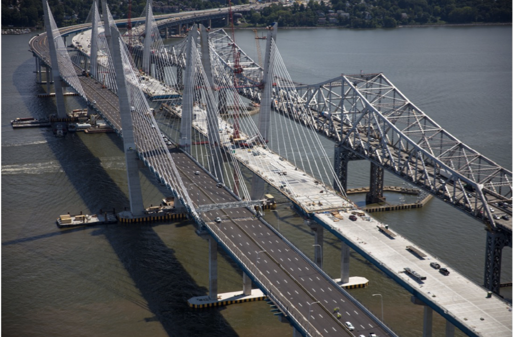 Finished section (on the left) of the west-bound Gov. Cuomo Bridge.png