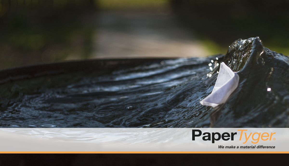 Water Resistant Vs. Waterproof Paper-1