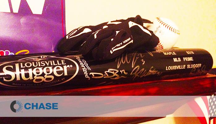 Louisville Slugger MLB Bat